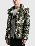Moncler Blanc Jacket Green Men
