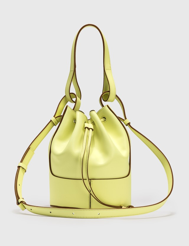 Loewe Balloon Small Bag Pale Lime Women