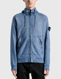 Stone Island Zip Up Hoodie Picutre