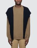 Loewe Shoulder Sleeve Sweater Picutre