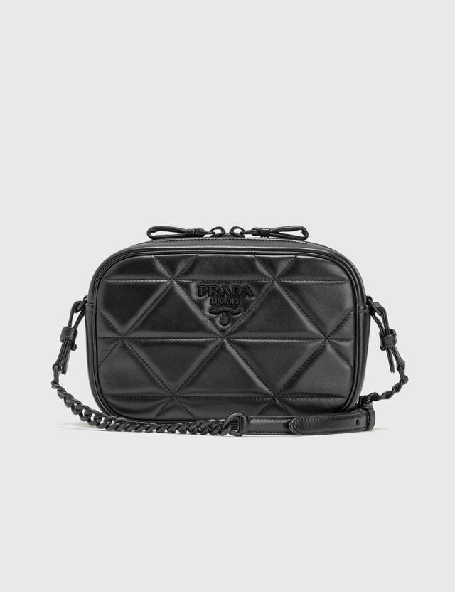 Prada Prada Spectrum Nappa Leather Shoulder Bag