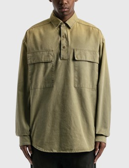 Fear of God Military Canvas Pullover Shirt