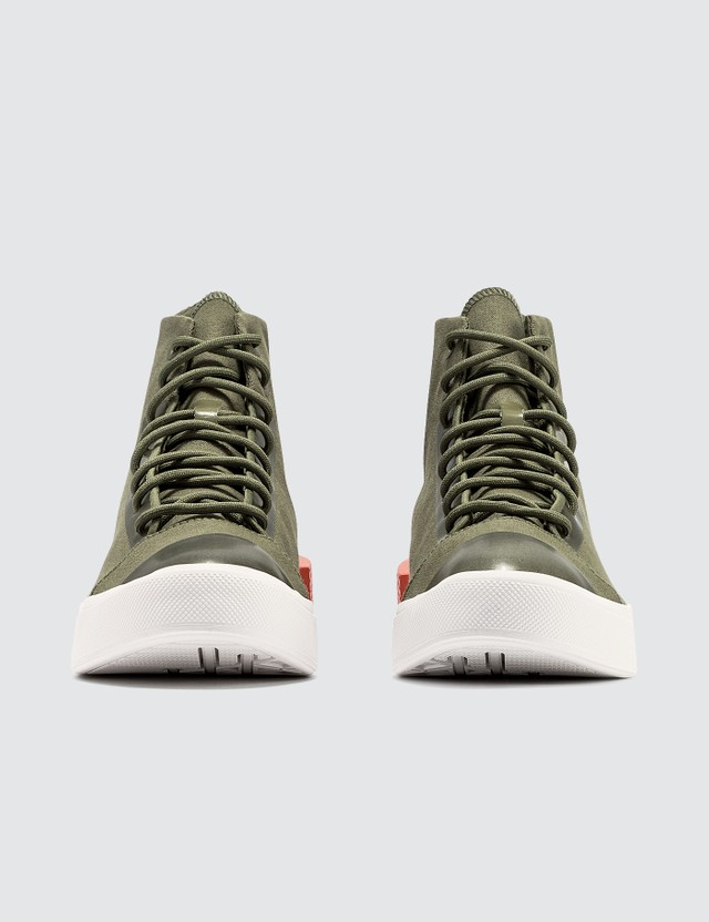 Converse All Star Disrupt Cx Hi Field Surplus Green Men