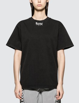 Misbhv The Screen Print T-shirt Washed Black