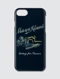 Maison Kitsune Coast Iphone 8 Case Picutre