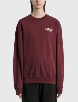 Sporty & Rich Upper East Side Crewneck
