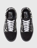 Vans Old Skool (mixed Media) Antique White/black Women