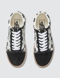 Vans Old Skool Stacked (checkerboard) Multi/true White Women