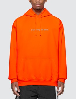 "Fuck Art, Make Tees ""Everything Will Be OK"" Hoodie"