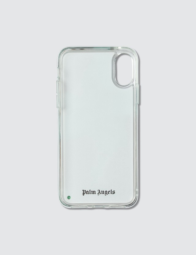 Palm Angels Liquid Logo iPhone X/Xs Case