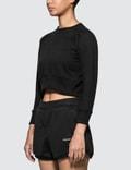 Hanes x Karla The Crop Sweatshirt