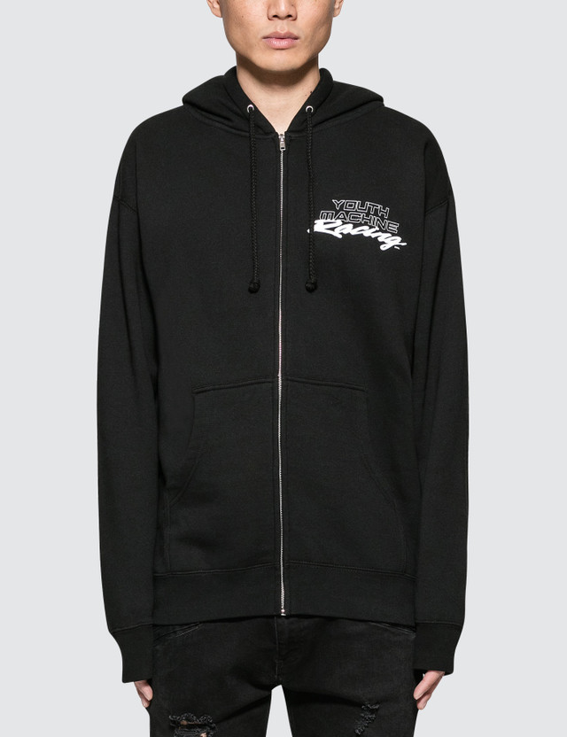 Youth Machine Racer Hoodie