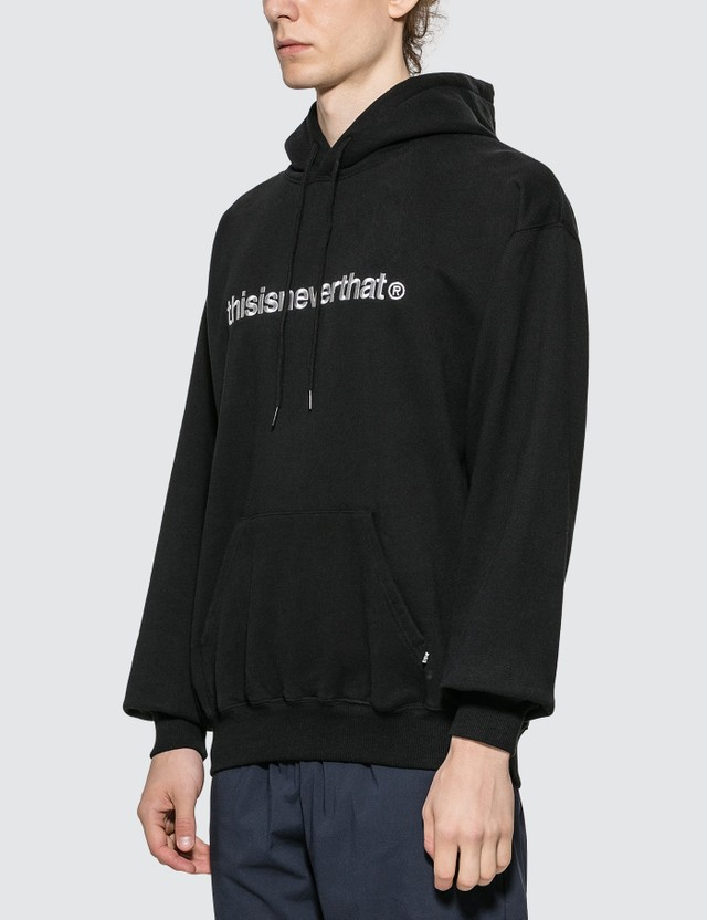Thisisneverthat T-Logo Hooded Sweatshirt