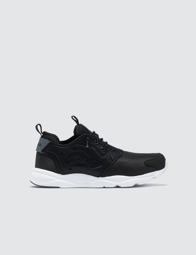 Reebok Furylite Black/graphite/white Kids
