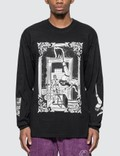 Flagstuff Hanging Long Sleeve T-Shirt Picutre