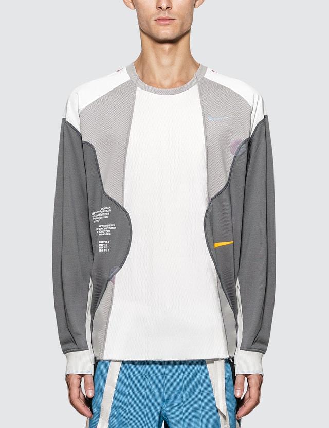 Nike ISPA Dri FIT Long Sleeve Top