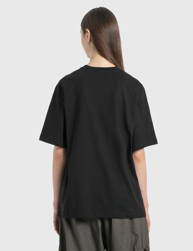 MSGM MSGM Lettering Print T-Shirt