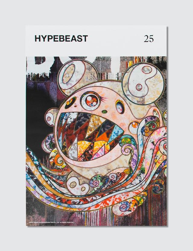 Takashi Murakami Takashi Murakami x Hypebeast Magazine Postcard + Poster Set