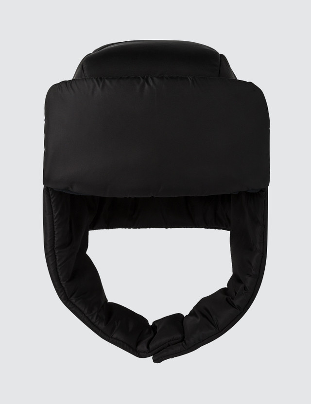 Prada Padded Trapper Hat