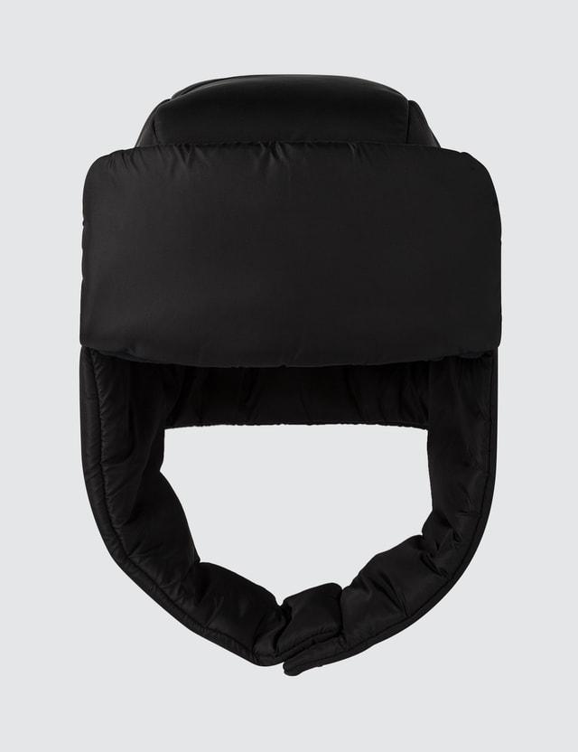5dda68b2 Prada - Padded Trapper Hat | HBX