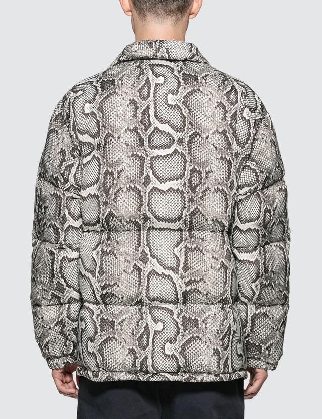 Wacko Maria Python Down Jacket