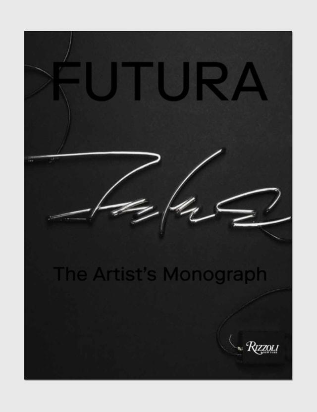 Rizzoli Futura: The Artist's Monograph Black Unisex