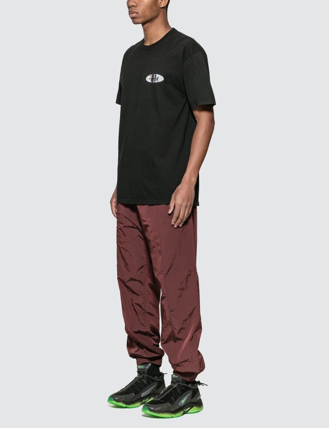 Stussy Two Bar Oval Pig. Dyed T-shirt
