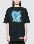 Heron Preston Airbrush Heron Short Sleeve T-Shirt Picture
