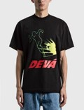 DEVÁ STATES Space T-shirt Black Men