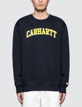 Carhartt Work In Progress Athletic Sweatshirt Picture