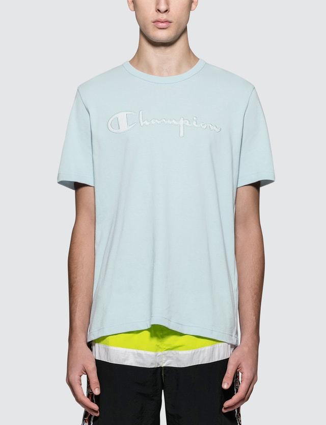 Champion Reverse Weave Script Logo Summer Seer S/S T-Shirt