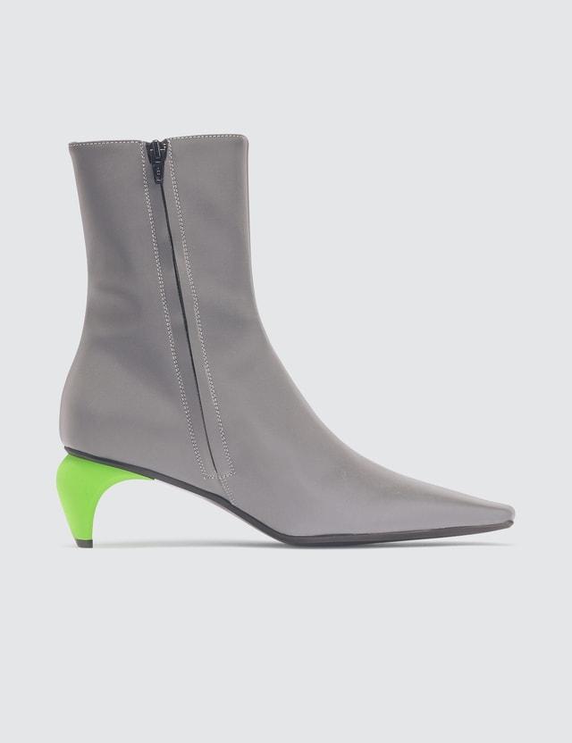 Misbhv Europa Slicer Ankle Boots