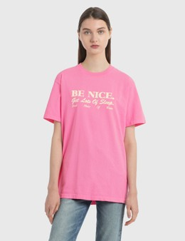 Sporty & Rich Be Nice T-Shirt