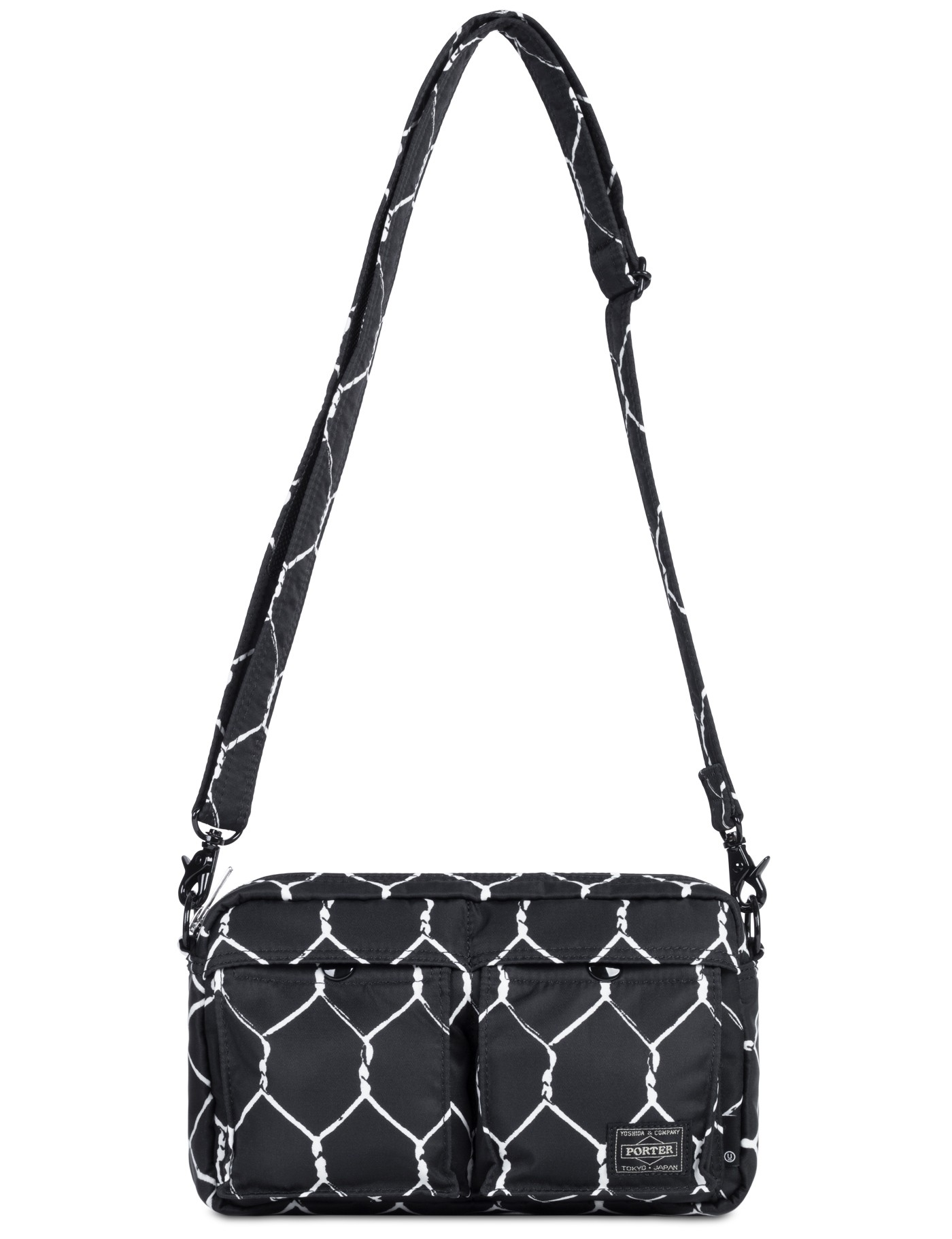 UNDERCOVER x Porter Shoulder Bag
