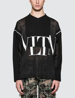 Valentino VLTN Jersey Sweater