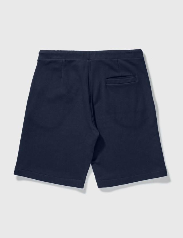 A.P.C. Item Shorts Navy Men