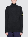 Stone Island Turtleneck Knit Sweater Picture