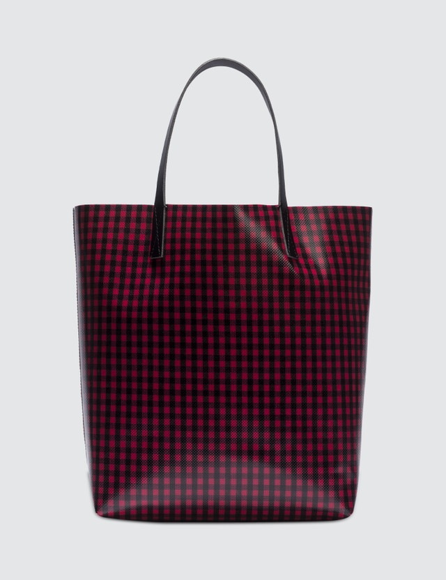 Marni Kiss Print Tote Bag