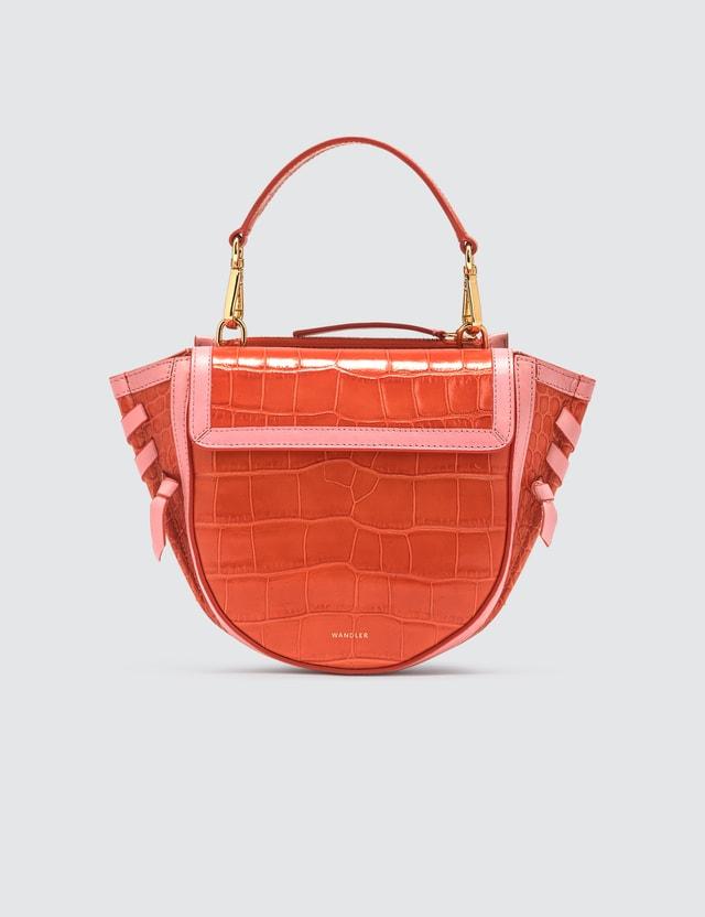 Wandler Hortensia Mini Bag Croco Calf Leather