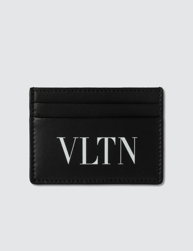 Valentino VLTN Logo Card Holder