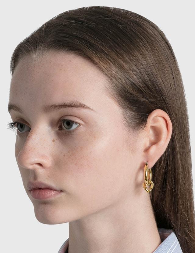 Laura Lombardi Onda Charm Earrings
