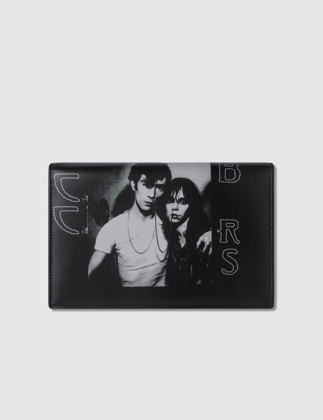 Raf Simons Zipped Wallet