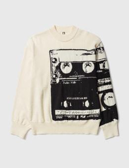 OAMC Cassette Crewneck Sweater