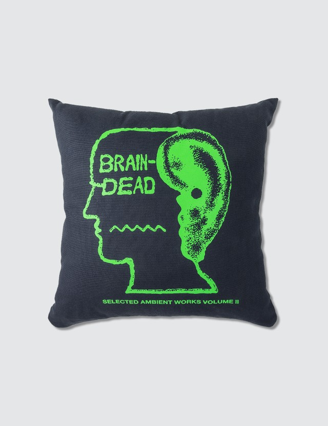 Brain Dead Ambient Works Pillow
