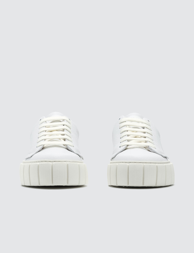 Primury DYO Low-Top Leather Trainers