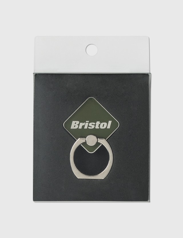 F.C. Real Bristol Emblem Mobile Ring Black Men