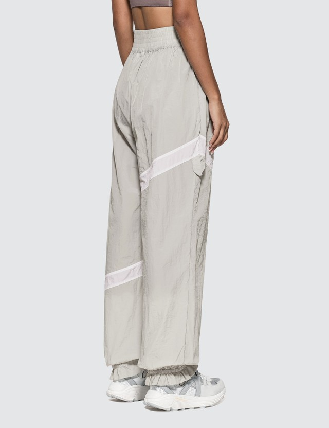 Ganni Crinkled Tech Track Pants