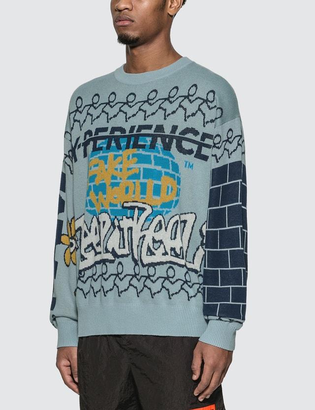 Perks and Mini Keep It Real 니트스웨터