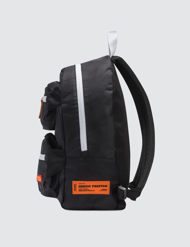 Heron Preston Double Fanny Backpack
