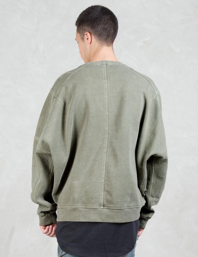Dominans Stravan Oversize Crewneck Sweatshirt